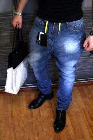 Купить джинсы галифе